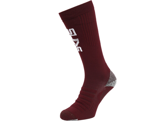 Skins Performance Socks burgundy